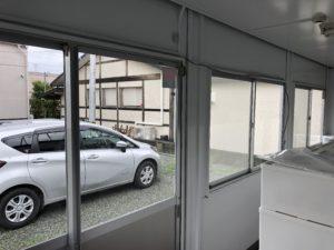 紫外線カット窓ガラスフィルム 熊本