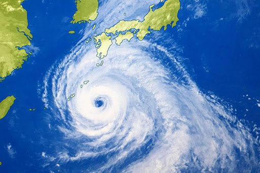 防災・台風対策フィルム