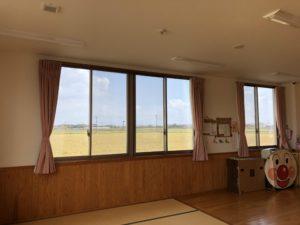 佐賀県神埼市窓ガラス遮熱フィルム施工