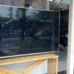 窓ガラス反射低減抑制