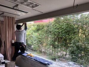 福岡の窓ガラスフィルムのプロ