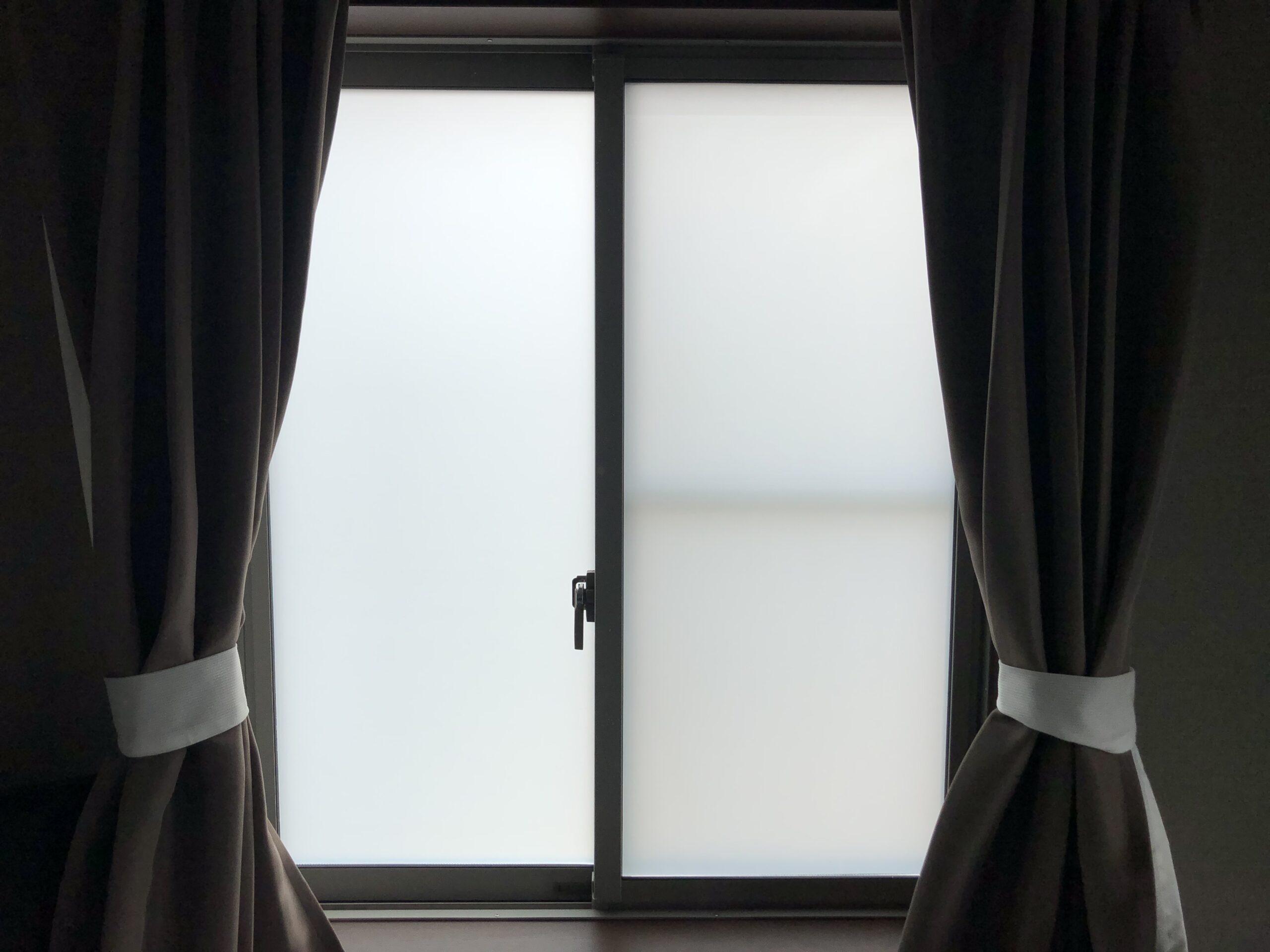 福岡県古賀市窓ガラスフィルム