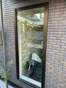 福岡市中央区窓ガラス目隠しフィルム
